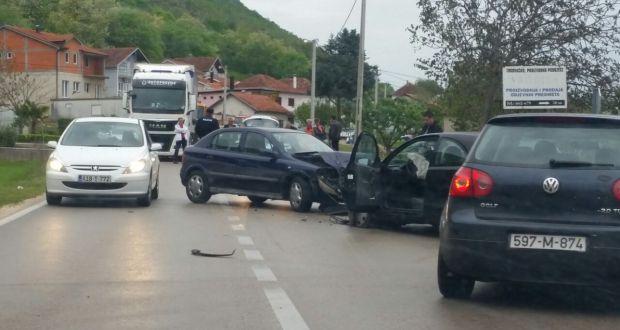 ŽZH: U 18 prometnih nesreća ozlijeđeno 15 osoba