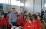 Učenici OŠ Ivana Mažuranića posjetili Lončarplast