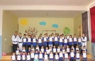 Dodijeljeni prvi taekwondo pojasevi na Kočerinu