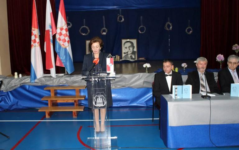Šesti spomenik ocu hrvatske moderne književnosti
