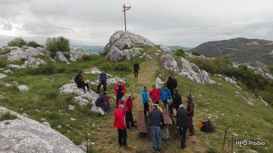9.obljetnica postavljanja Križa na Gradini-Orlovu kuku