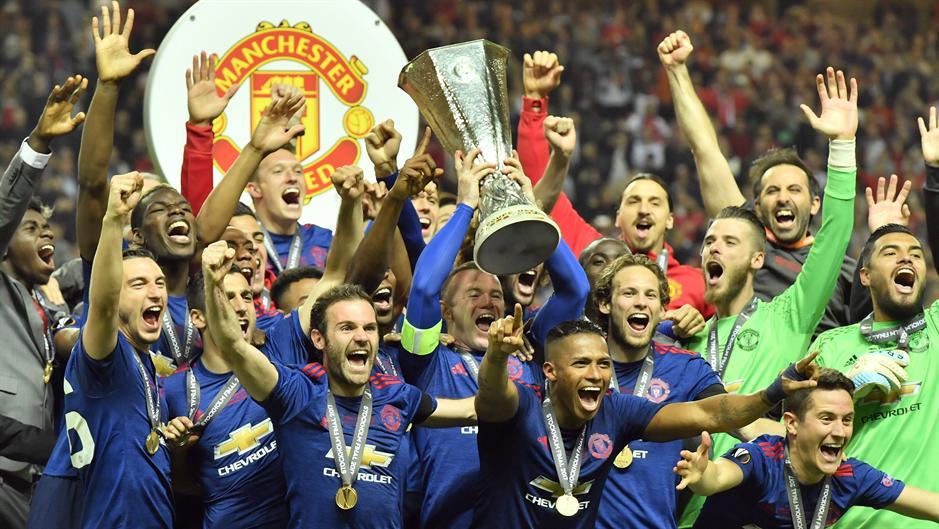 Manchester Unitedu naslov Europske lige!