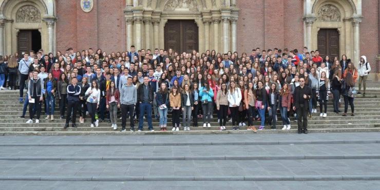 Mladi iz Posušja na Susretu hrvatske katoličke mladeži u Vukovaru