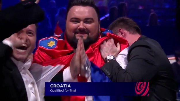 Jacques Houdek u finalu: Ovo smo napravili za Hrvatsku