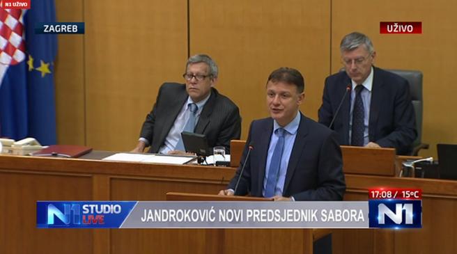 PORAZ MOST-a I SDP-a: Velika politička pobjeda HDZ-a i Plenkovića, novi predsjednik Sabora Jandroković!