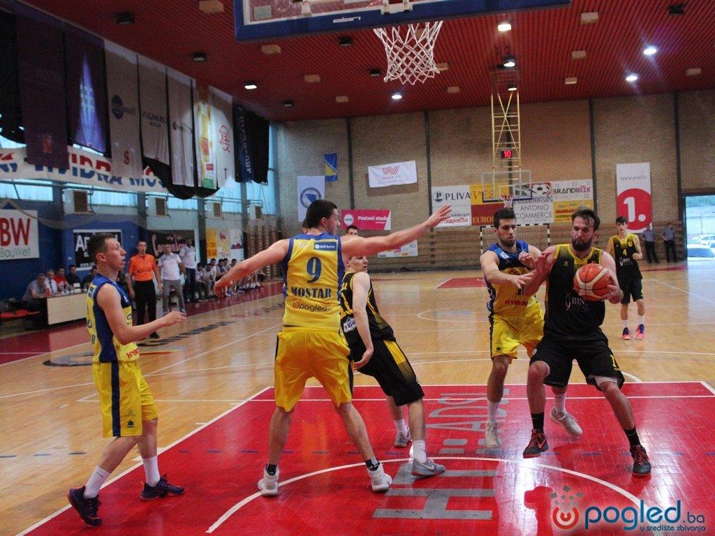 KK Posušje poraženo u trećoj odlučujućoj utakmici