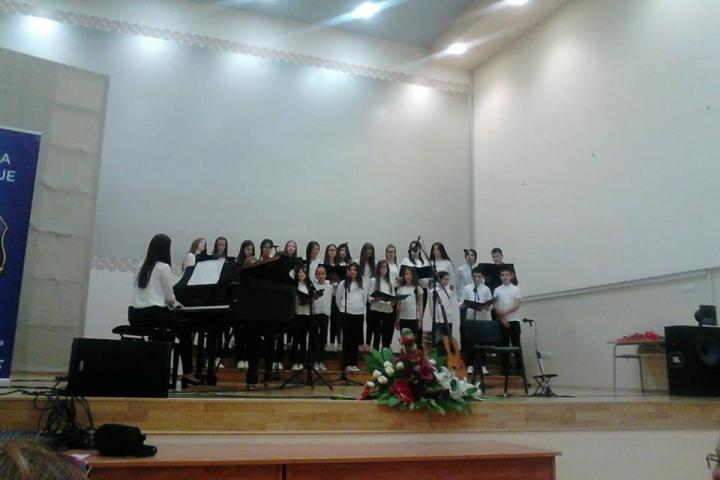 OGŠ Posušje održala godišnji koncert: Posjetitelji uživali u izvedbi posuških učenika i njihovih kolega iz Brotnja