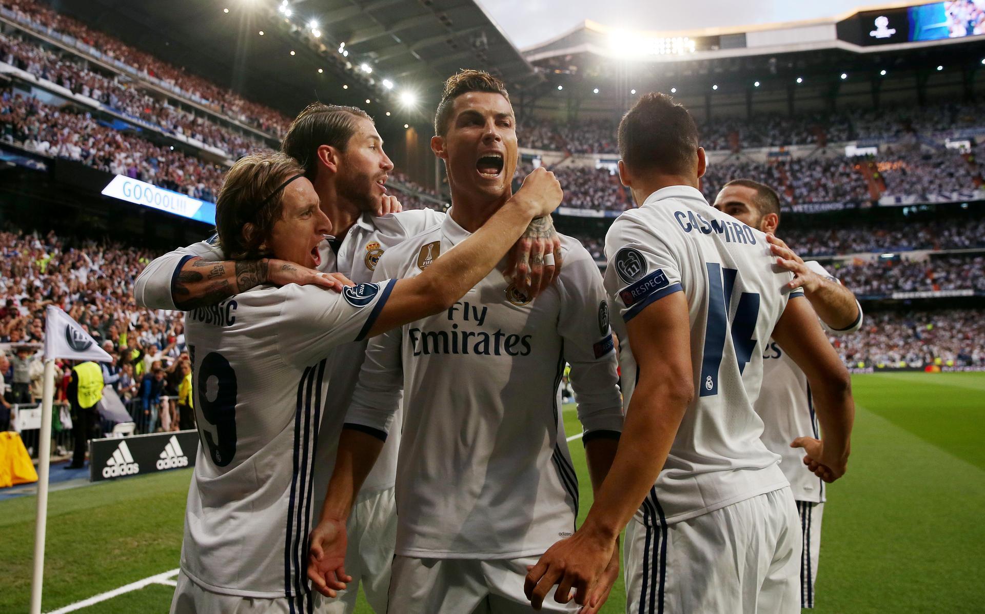 Kraljevski klub pun samopouzdanja, Ronaldo zabio 400. pogodak za Real