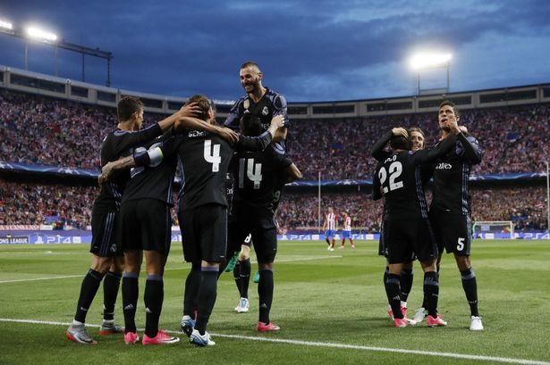 Bljesak sjajnog Benzeme uništio snove Atletico Madrida, Real u finalu Lige prvaka