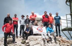 Mnoštvo planinara pohodi planinske vrhove Čvrsnice