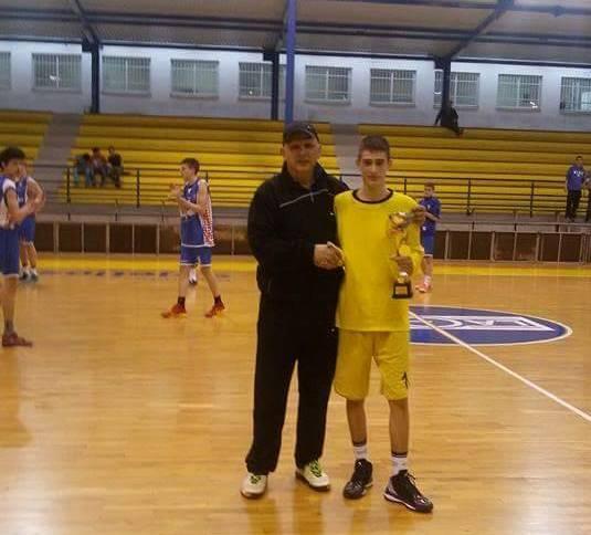 Josip Ramljak na širem popisu bh. košarkaša za europsko prvenstvo