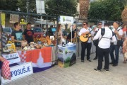 """Općina Posušje sudjelovala na  5. sajmu """"Okusi Hrvatsku"""" u Baškoj Vodi"""
