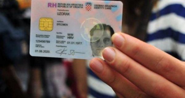Hrvati iz BiH mogu izvaditi hrvatsku osobnu preko interneta