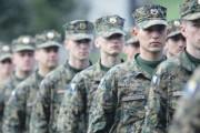 U vojsku se prima 200 mladih Hrvata, rok do ponedjeljka