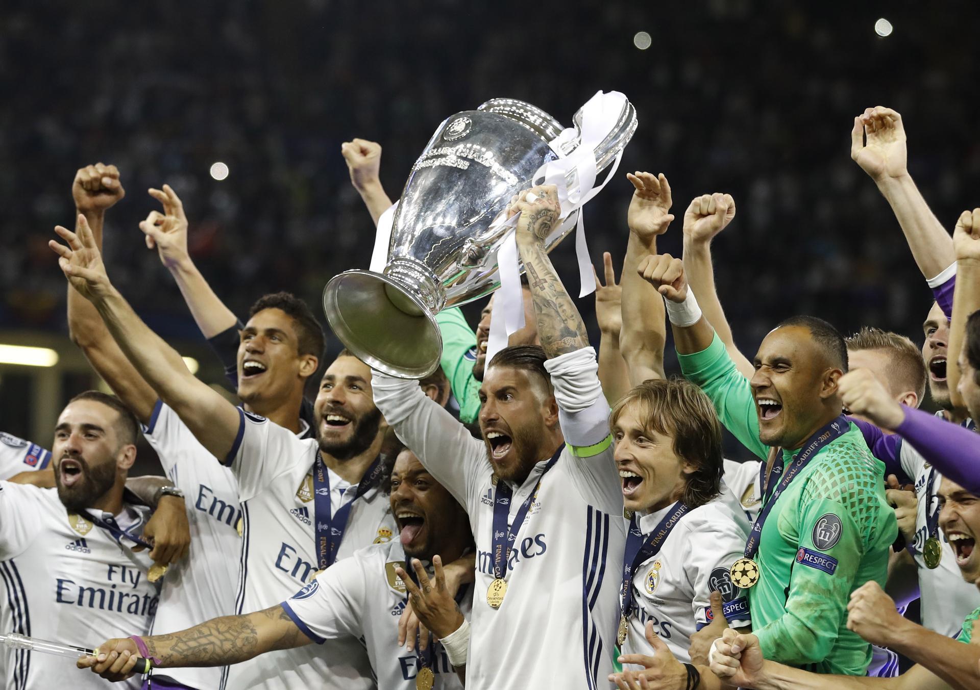 Real po 12. put osvojio Ligu prvaka: Modrić asistirao, Mandžo sjajno zabio!