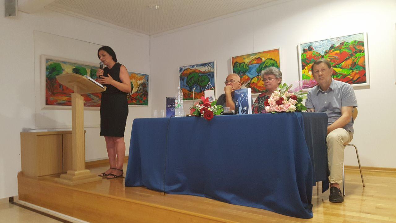 Marina Alerić Bebić predstavila u Splitu svoje zbirke poezije