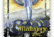 """Prigodna maraka HP Mostar """"Međugorje 2017."""""""