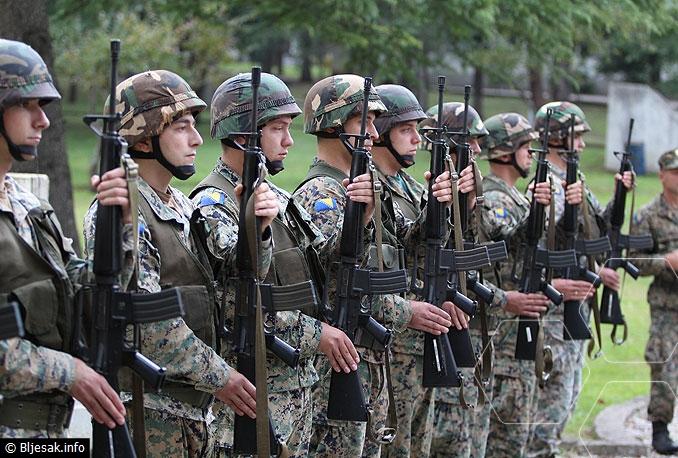 U Oružane snage BiH prima se 240 vojnika Hrvata