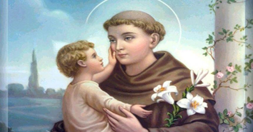 SVETAC KOJEM SE MOLE SVI: Sveti Ante Padovanski