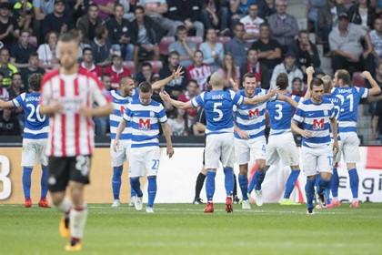 Čudo u Eindhovenu, Osijek pobijedio veliki PSV!