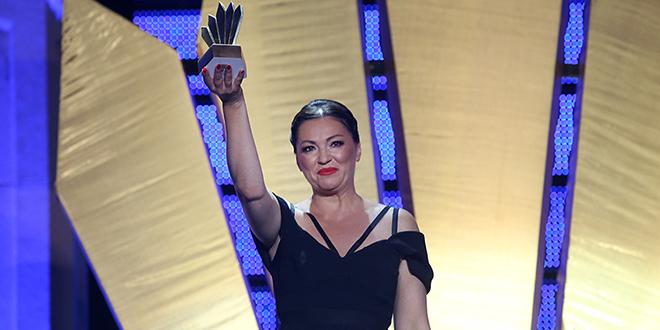 Nina Badrić dobitnica Cesarice, nagrade publike za Hit godine