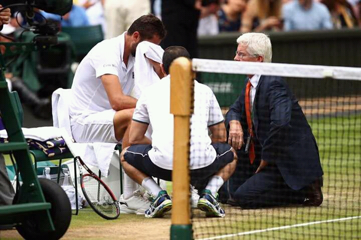 Marin u suzama izgubio finale Wimbledona: Federer ispisao povijest