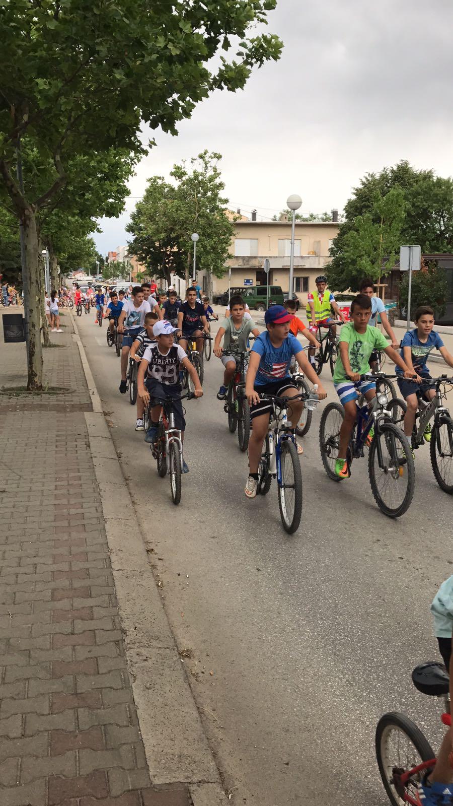 """Biciklijadom """"Posuški đir"""" otvoreno """"Posuško lito"""" 2017"""