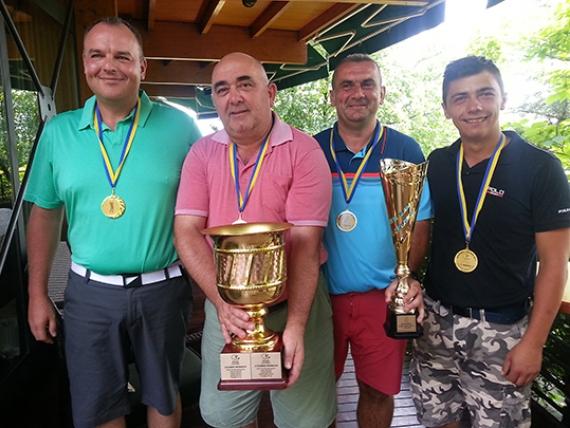 GK POSUŠJE – klupski šampioni BiH u golfu