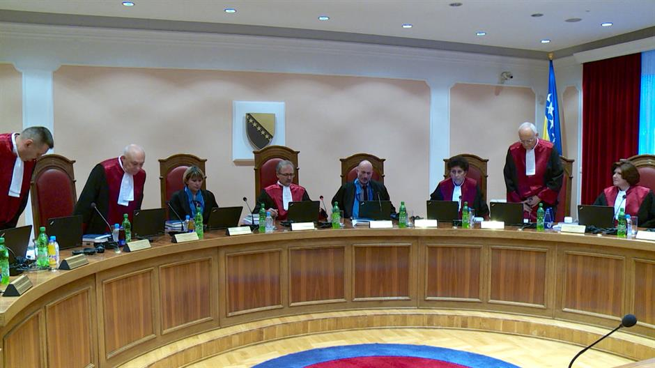 Ustavni sud BiH: Djelomično usvojena apelacija Bože Ljubića, bošnjacima nije ugrožen vitalni interes