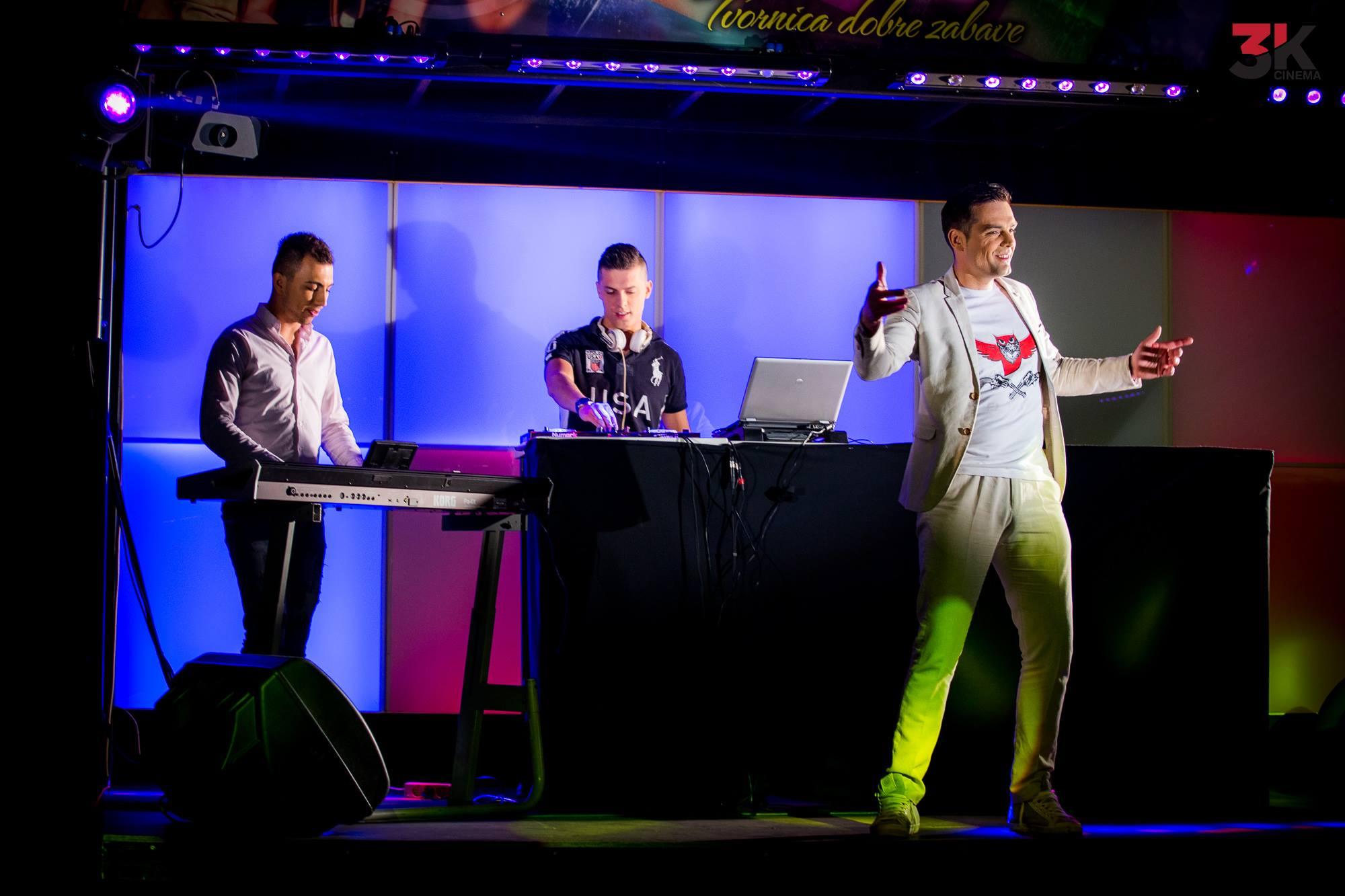 """Ivica Bago u suradnji s DJ Dachom objavio novi singl """"U klubu, luda noć""""!"""