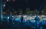 Posušje: nekoliko tisuća ljudi na koncertu Parnog Valjka