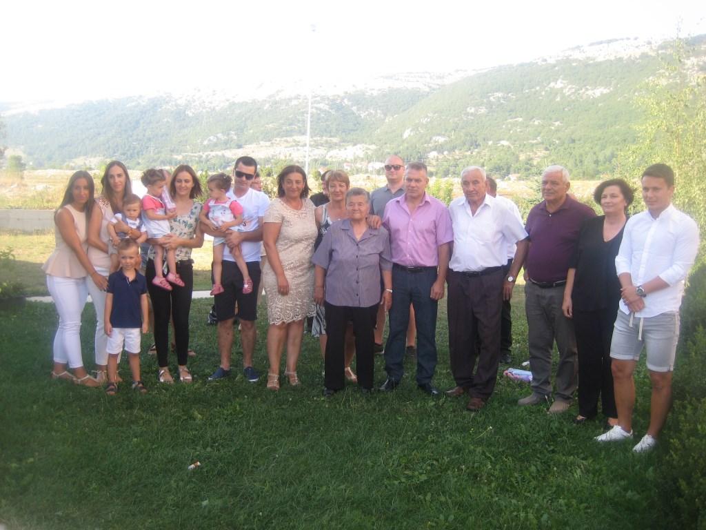 RAKITNO: Ante i Dragica Markota proslavili 60 godina bračnog života