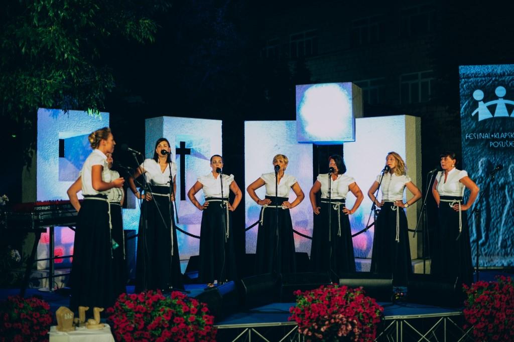 PUBLIKA I ŽIRI SLOŽNI: Ankora i Đirata imale najbolje nastupe na IV. Festivalu klapske pisme u Posušju