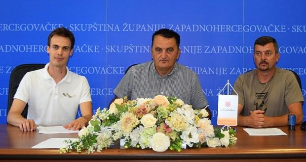 Uprava civilne zaštite ŽZH dogovorila suradnju s GSS Široki Brijeg i HGSS Posušje