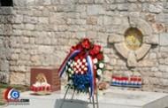 DAN HR HERCEG-BOSNE: Na grob predsjednika mr. Mate Bobana položeni vijenci
