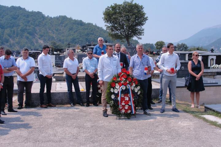 Dvodnevnim programom u Viru je i ove godine obilježen Dan domovinske zahvalnosti, Dan pobjede i Dan hrvatskih branitelja