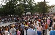 Vjernici pohodili Gospina svetišta u 150 župa