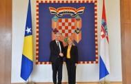 ČOVIĆ OBAVJESTIO GRABAR KITAROVIĆ: Nema zapreka za izgradnju Pelješkog mosta