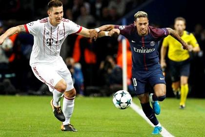 PSG razbio Bayern, Basel Benficu, United uvjerljiv u Rusiji, Celtic prekinuo negativan gostujući niz