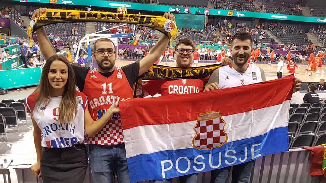 Zabranili zastave bh. Hrvata na utakmici, Posušani i Mostarci ih ipak 'prošvercali'