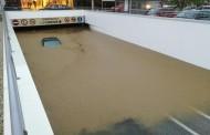 NEVRIJEME NA JADRANU: Gradovi poplavljeni, otkazana nastava u školama, dio ih bez bez struje