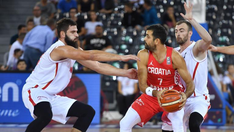 PALA I CRNA GORA: Hrvatska sutra u derbiju protiv Španjolske za prvo mjesto