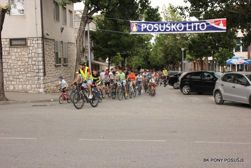 Biciklijada Posuški đir
