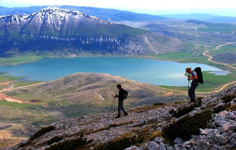 Blidinje jezero nije glacijalno, napravili su ga ljudi prije 140 godina