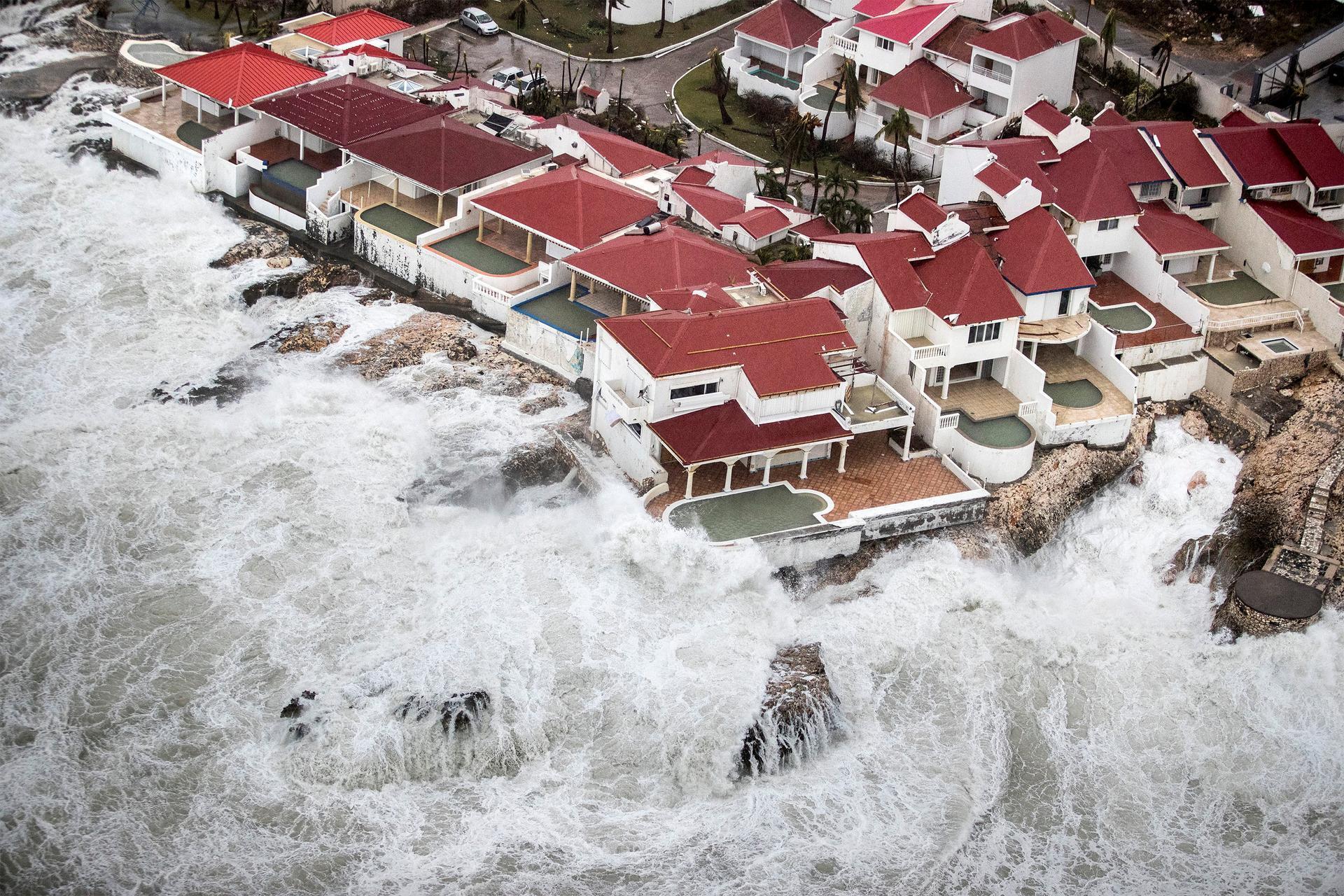 Najjači uragan u povijesti: tropski raj pretvoren u prah