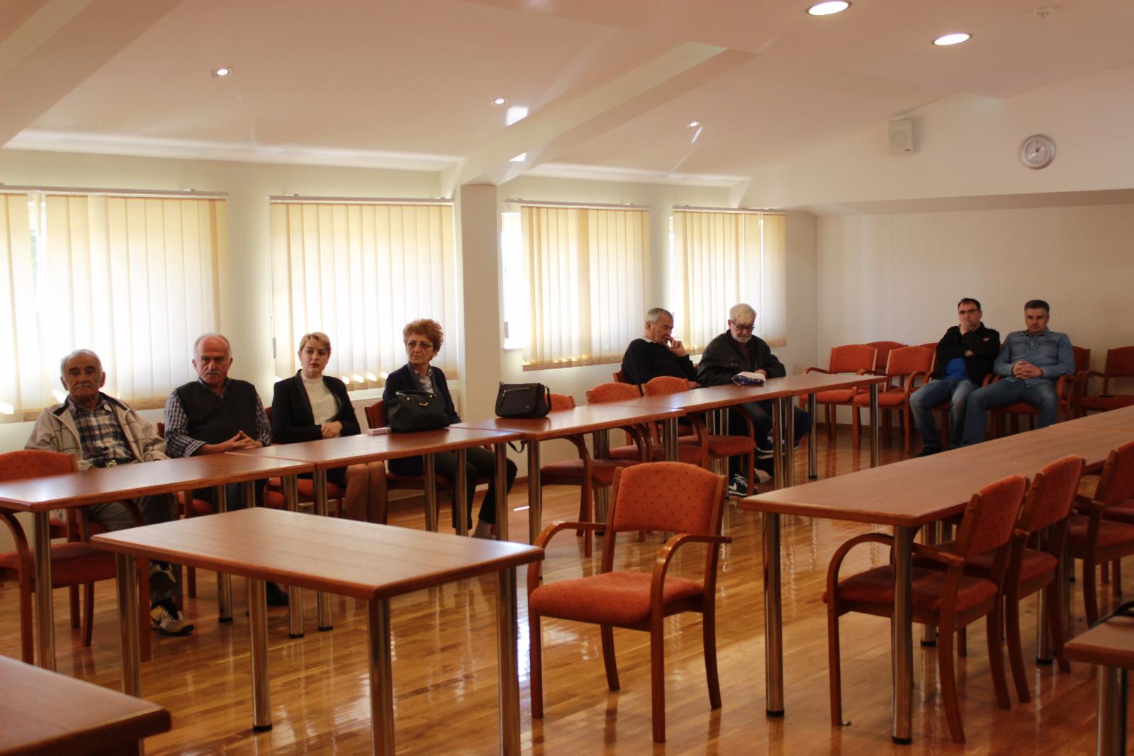 Održano novo predavanje književnika i publiciste Ivice Karamatića