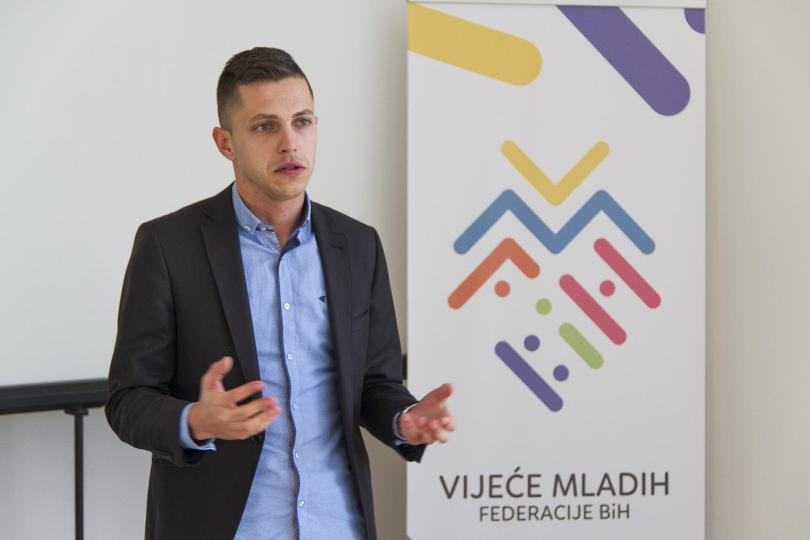 Mate Lončar: Mlade u BiH moramo zadržati ako želimo budućnost ove zemlje