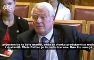 """NAKON IZJAVA PADDYA ASHDOWNA O BiH: """"I gorljivi unitaristi uviđaju kako je federalizam spas za BiH"""""""