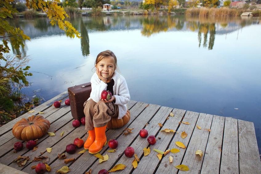 8 valjanih razloga: Zašto djeca u jesen moraju biti puno više vani