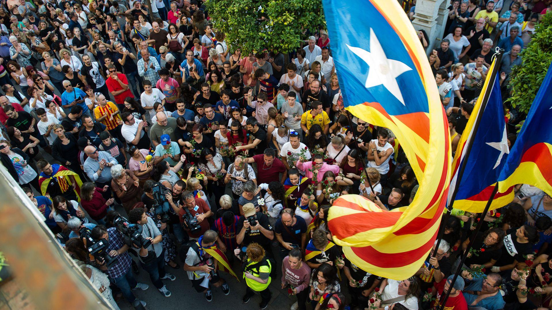 Katalonski parlament izglasao nezavisnost od Španjolske!